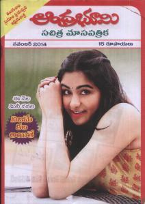 a bhumi (nov 2014) cover