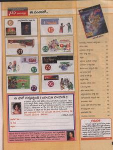 nadi  ( nov 2014) contents