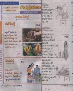 a bhumi (11 feb 2916) contents