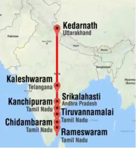 temples in dt lines srs sastri